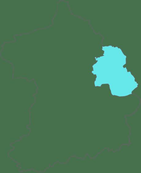 portfolio map E Stadtbezirk VII OVER