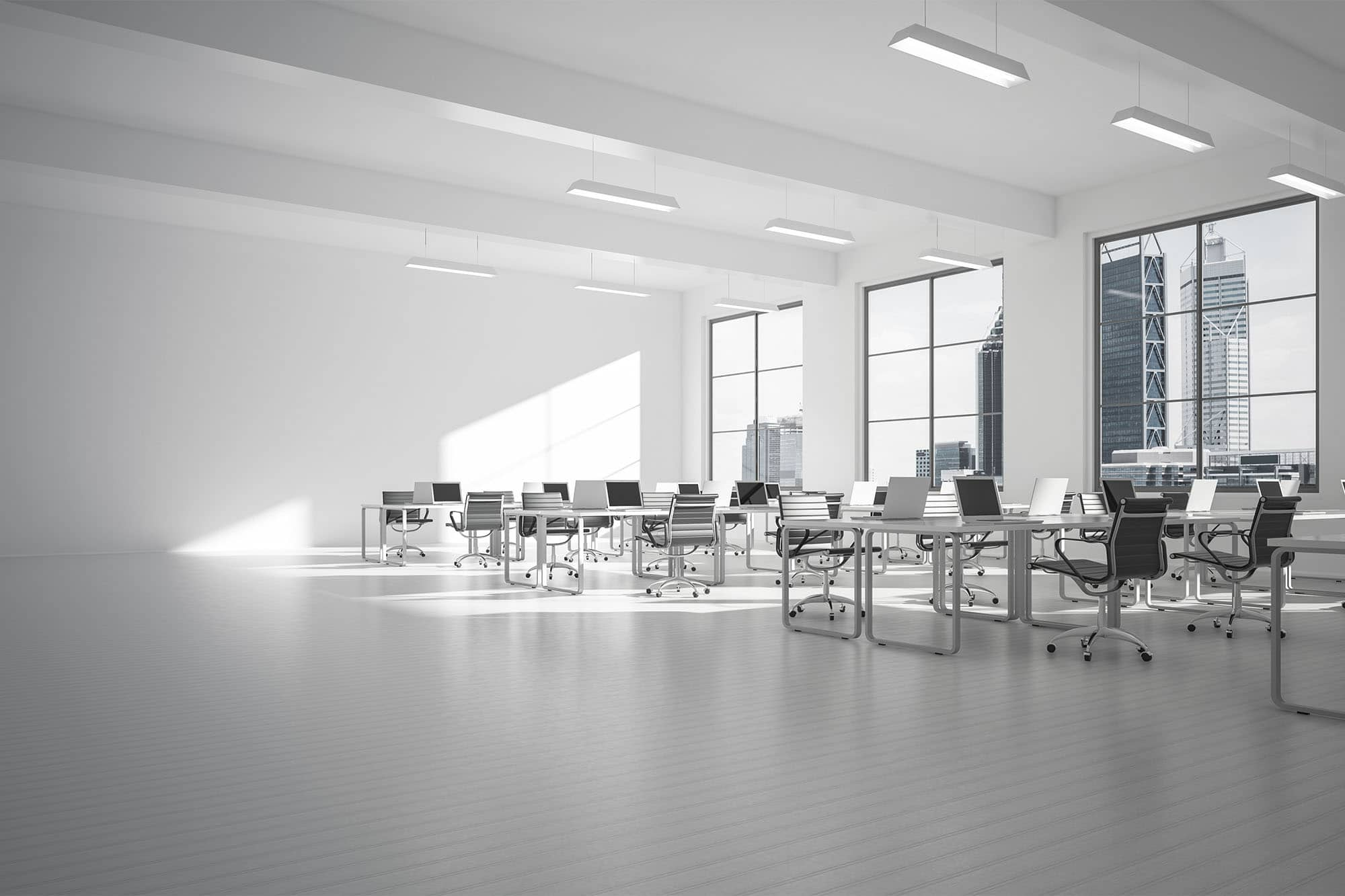 Zukunft der Büroimmobilien